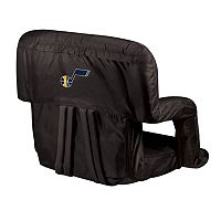 Picnic Time Utah Jazz Ventura Portable Reclining Seat