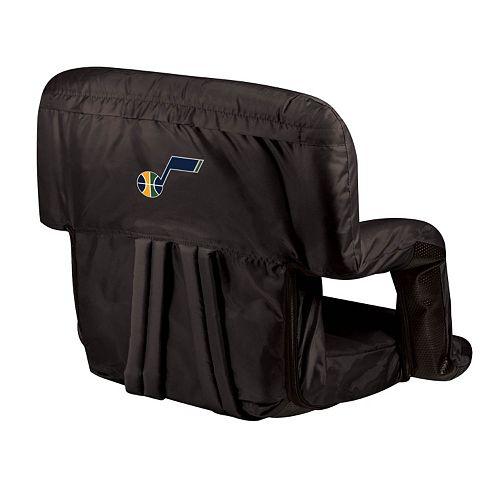 Picnic Time Utah Jazz Ventura Portable Reclining Seat