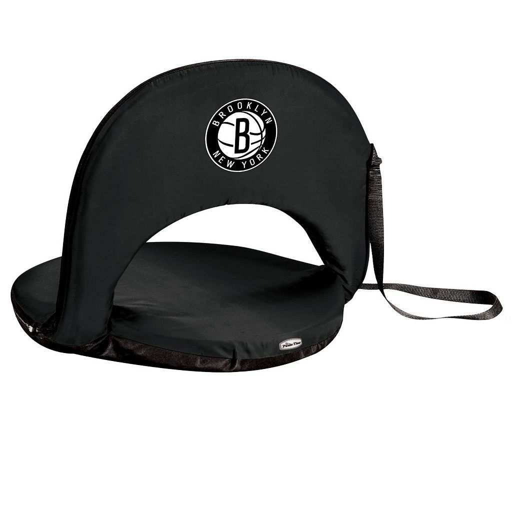 Picnic Time Brooklyn Nets Oniva Portable Chair
