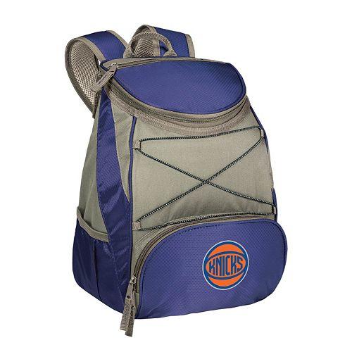 Picnic Time New York Knicks PTX Backpack Cooler