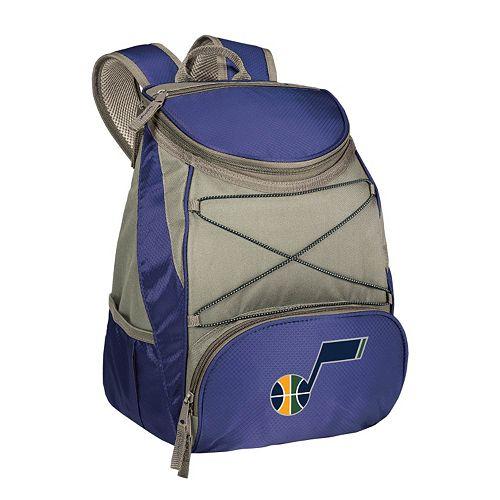 Picnic Time Utah Jazz PTX Backpack Cooler