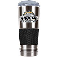 San Diego Chargers 24-Ounce Draft Stainless Steel Tumbler