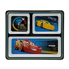 Disney / Pixar Cars 3 Divided Plate by Jumping Beans®