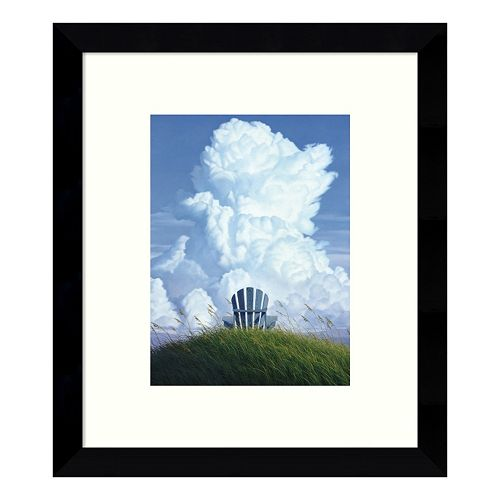 Forever Clouds Framed Wall Art