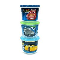 Disney / Pixar Cars 3 Stacking Snack Containers by Jumping Beans®