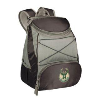 Picnic Time Milwaukee Bucks PTX Backpack Cooler