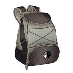 Picnic Time Minnesota Timberwolves PTX Backpack Cooler
