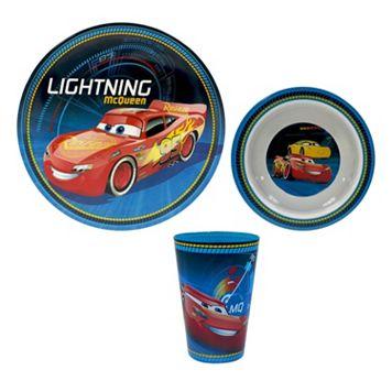 Disney / Pixar Cars 3 3-pc. Dinnerware Set by Jumping Beans®