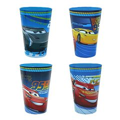 Disney / Pixar Cars 3 4 pc Cup Set by Jumping Beans®