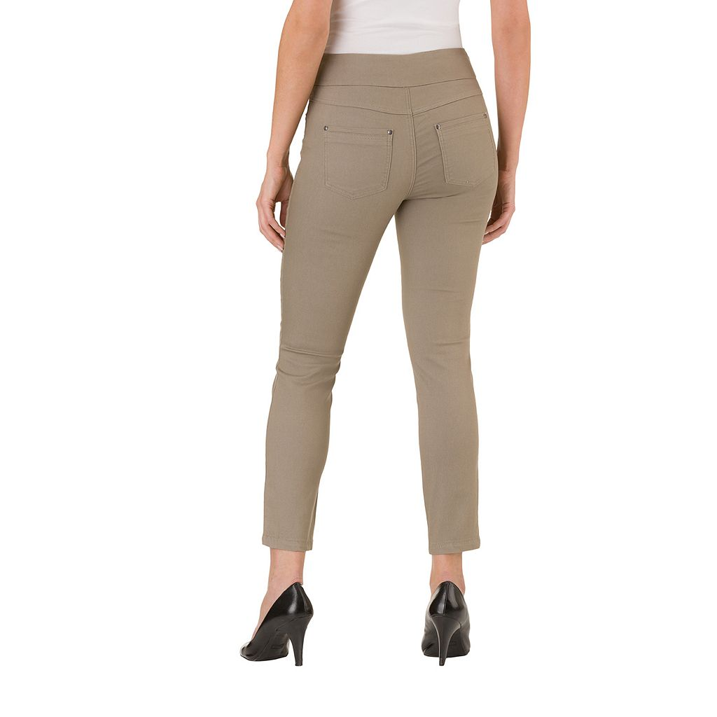 Women's Haggar Pull-On Skinny Capris