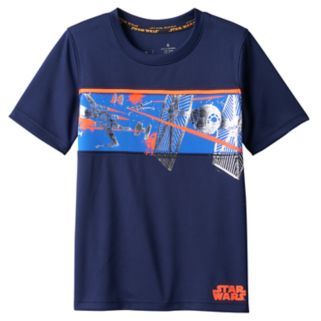 Boys 4-7x Star Wars a Collection for Kohl's TIE Fighter & X-Wing Graphic Tee