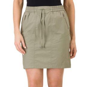 Women's Haggar Drawstring Skirt
