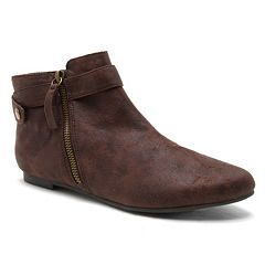 Qupid Malibu Women's Ankle Boots
