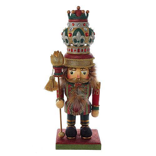 Kurt Adler 27.5-in. King Christmas Nutcracker