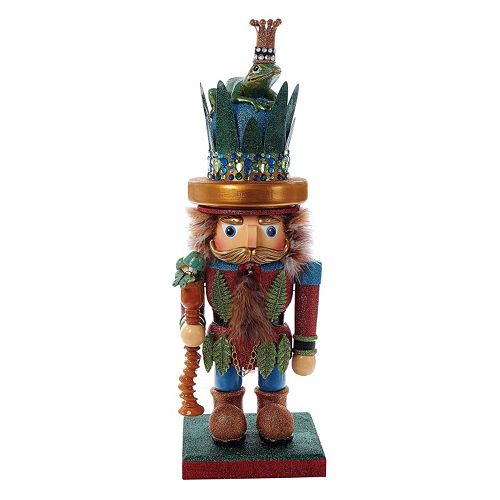 Kurt Adler 27.5-in. Frog Prince Christmas Nutcracker