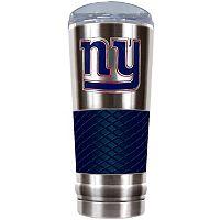 New York Giants 24-Ounce Draft Stainless Steel Tumbler