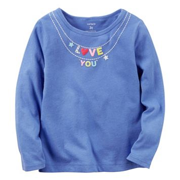 Toddler Girl Carter's Long Sleeve