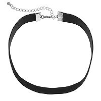 Apt. 9® Velvet Wide Choker Necklace