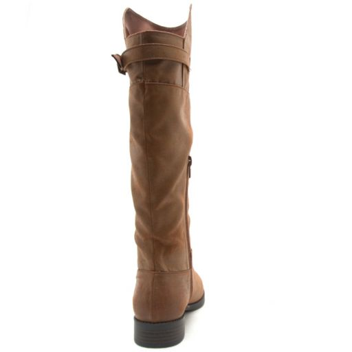 Qupid Turner Women's Knee High Boots