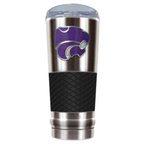Kansas State Wildcats 24-Ounce Draft Stainless Steel Tumbler