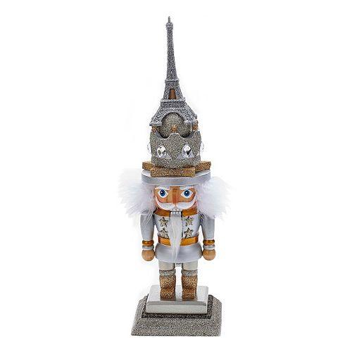 eiffel tower christmas nutcracker