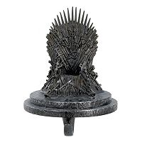 Game Of Thrones Iron Throne Christmas Stocking Holder by Kurt Adler