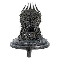 Game Of Thrones Iron Throne Christmas Stocking Holder by Kurt Adler