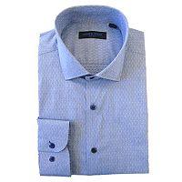 Men's Andrew Fezza Slim-Fit Comfort Flex Collar Dress Shirt