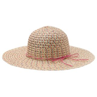 Girls 4-16 Marled Floppy Hat