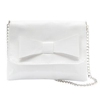 Girls 4-16 Bow Shoulder Bag