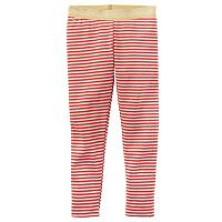 Toddler Girl Carter's Metallic Leggings