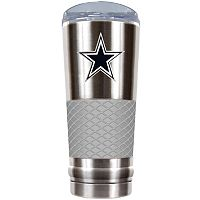 Dallas Cowboys 24-Ounce Draft Stainless Steel Tumbler