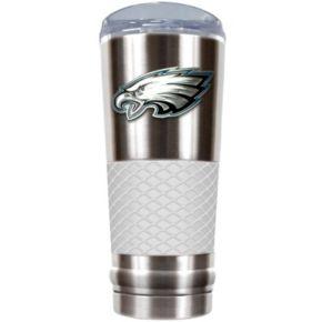 Philadelphia Eagles 24-Ounce Draft Stainless Steel Tumbler