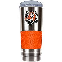 Cincinnati Bengals 24-Ounce Draft Stainless Steel Tumbler