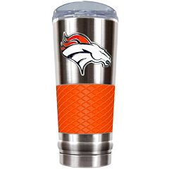 Denver Broncos 24-Ounce Draft Stainless Steel Tumbler