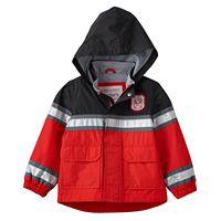 Baby Boy Carter's Lightweight Fireman Rain Jacket