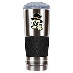 Wake Forest Demon Deacons 24-Ounce Draft Stainless Steel Tumbler