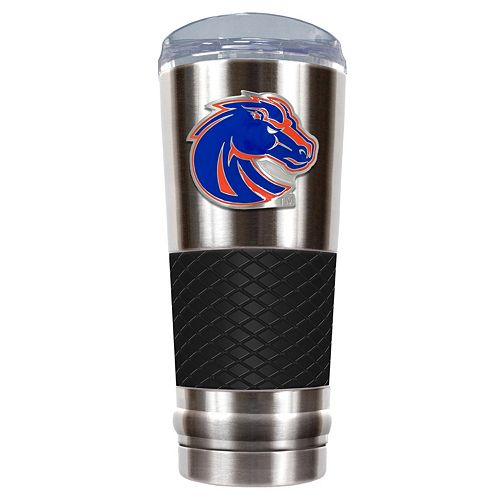Boise State Broncos 24-Ounce Draft Stainless Steel Tumbler