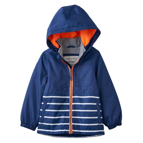 best sneakers reasonably priced uk availability Baby Boy Carter's Lightweight Striped Windbreaker Jacket