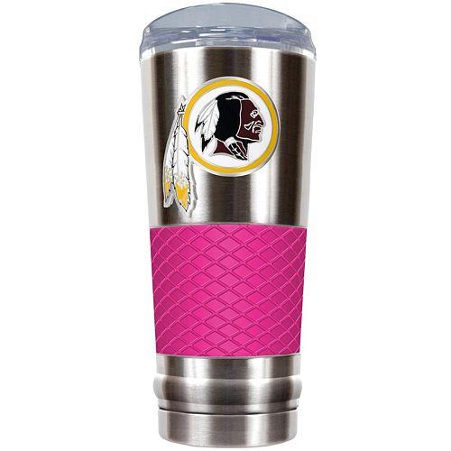 Washington Redskins 24-Ounce Draft Stainless Steel Tumbler