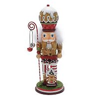 Kurt Adler 15.75-in. Gingerbread Christmas Nutcracker