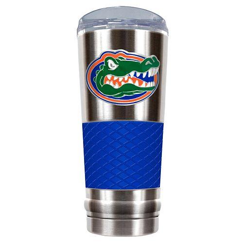 Florida Gators 24-Ounce Draft Stainless Steel Tumbler