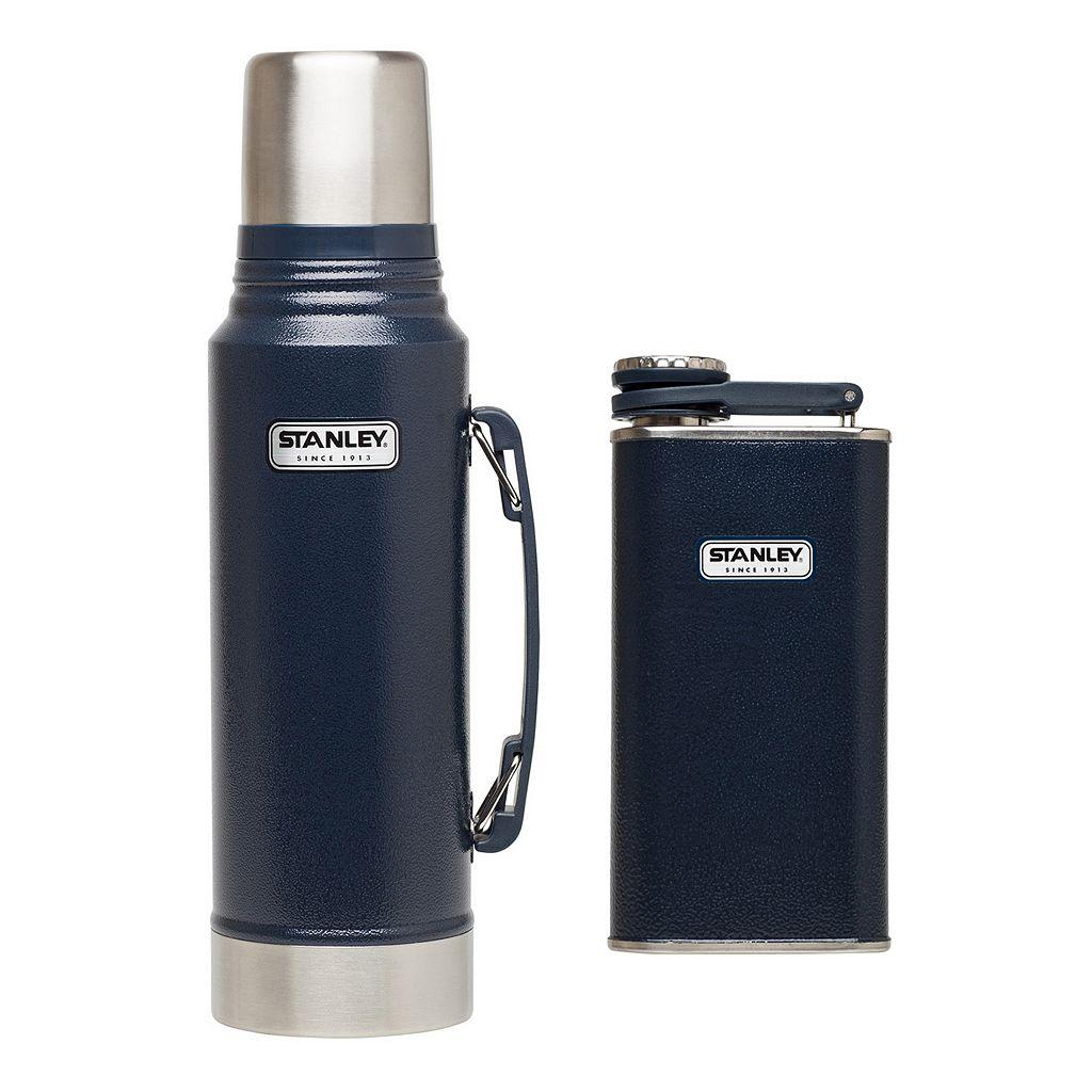 Stanley 1.1-Quart Vacuum Insulated Bottle & Flask Gift Set