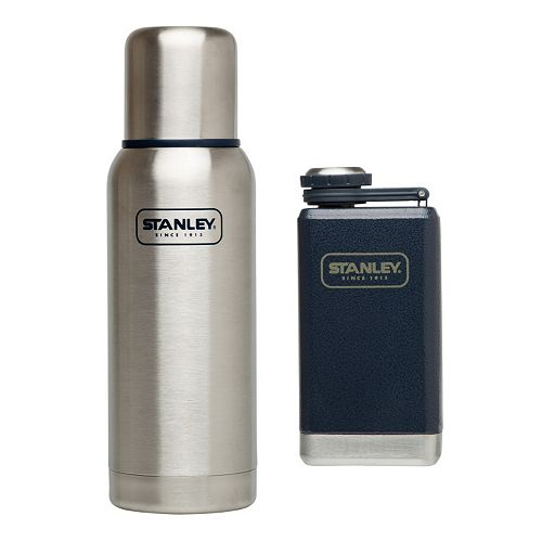 Stanley Advanced 25-Ounce Vacuum Insulated Bottle & Flask Gift Pack