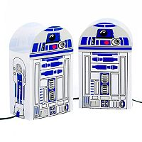 Kurt Adler 5-Light Star Wars R2D2 Luminary Outdoor Decor