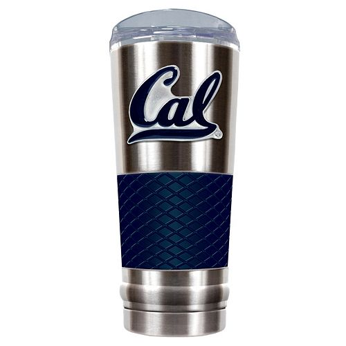 Cal Golden Bears 24-Ounce Draft Stainless Steel Tumbler