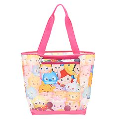 Disney's Tsum Tsum Alice, Minnie Mouse & Eeyore Kids Beach Tote
