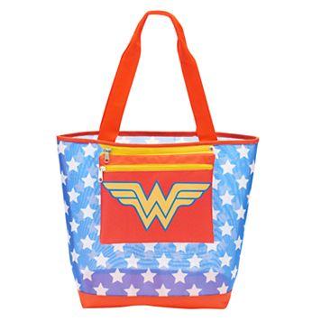 Kids DC Comics Wonder Woman Beach Tote