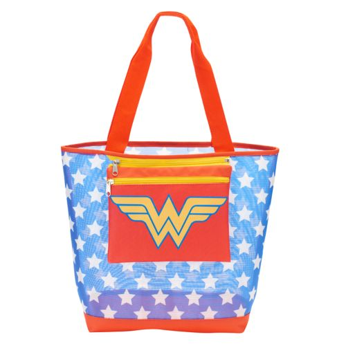 DC Comics Wonder Woman Beach Tote
