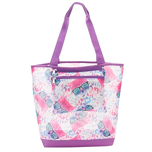 Kids Fashion Cat Beach Tote
